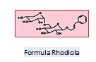 Formule du rhodiola